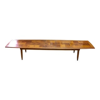 Tomlinson Surfboard Coffee Table For Sale