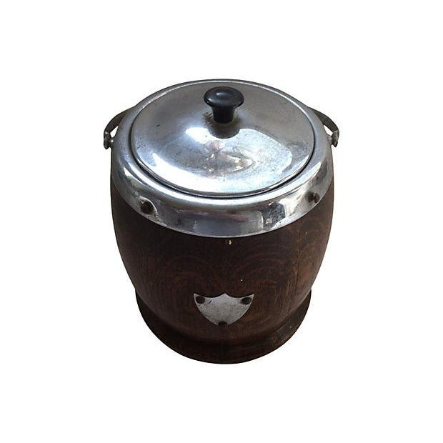 English Biscuit Barrel - Image 6 of 7