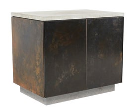 Image of Brown Storage Cabinets and Cupboards