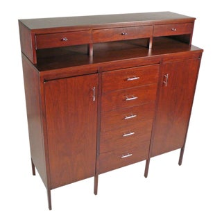 Paul McCobb Delineator Series Bachelor's Chest