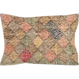 1960s Turkish Mid Century Modern Pillow For Sale