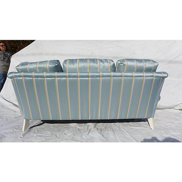 French -Style Petite Sofa - Image 3 of 6