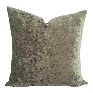Kravet Chenille Pillow Cover For Sale