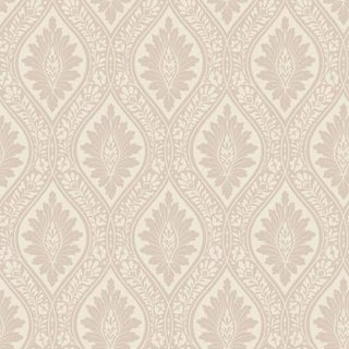 Cole & Son Florence Wallpaper Roll - Tan For Sale