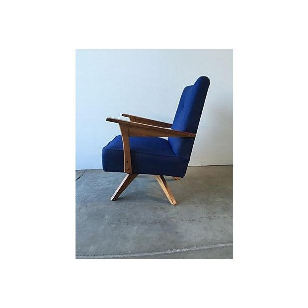 Mid-Century Rocker Swivel Chair - Image 8 of 8