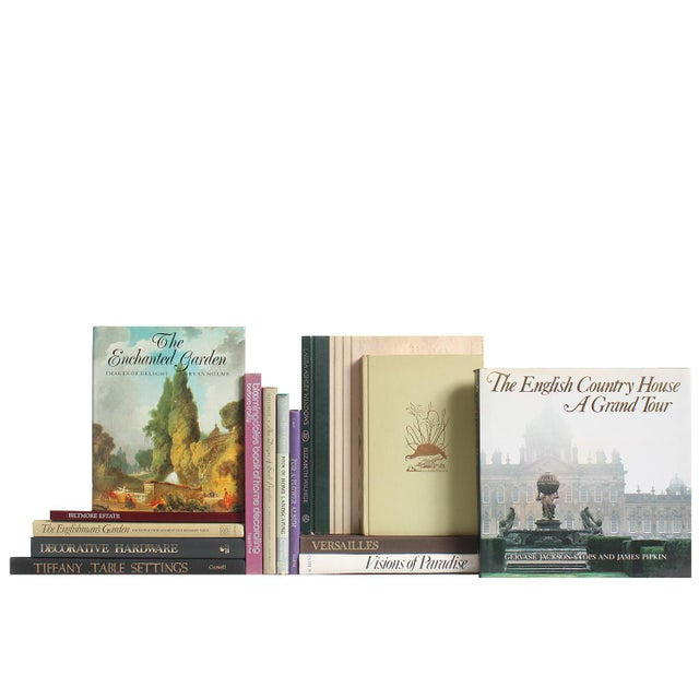 The Grand Manor Book Set - Set of 14 - Image 1 of 2