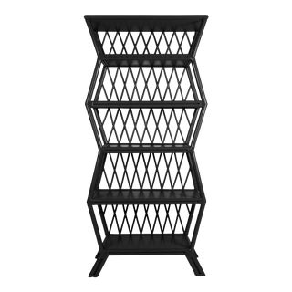 Hollywood Etagere - Black For Sale
