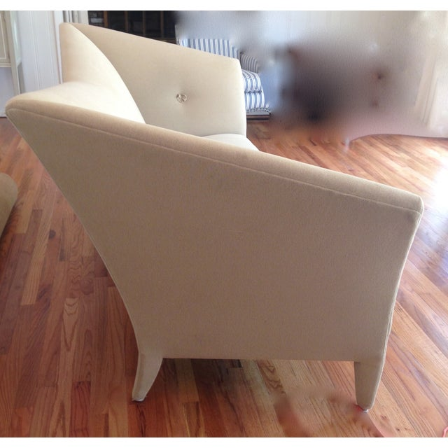 John Hutton for Angelo Donghia Sofa For Sale - Image 5 of 7