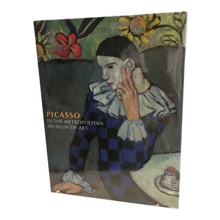Picasso in the Metropolitan Museum of Art Book For Sale