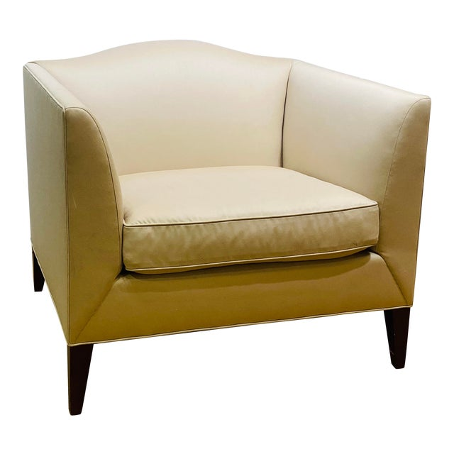 Club Chair by Baker Furniture For Sale