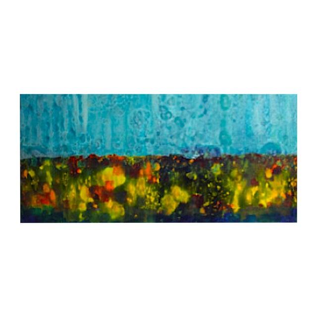 Abstract Landscape Painting by Bryan Boomershine - Image 1 of 5