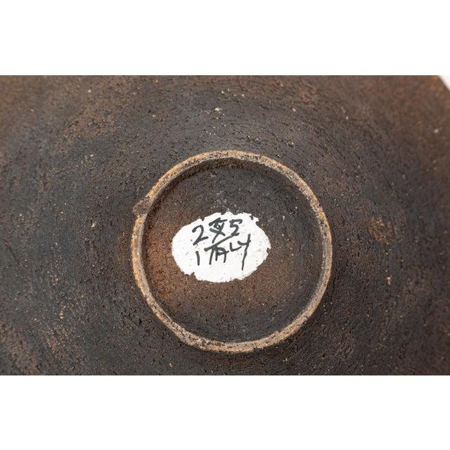Bitossi Patchwork Glazed Stoneware Bowl For Sale - Image 10 of 11