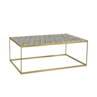 Montego Inlay Coffee Table For Sale