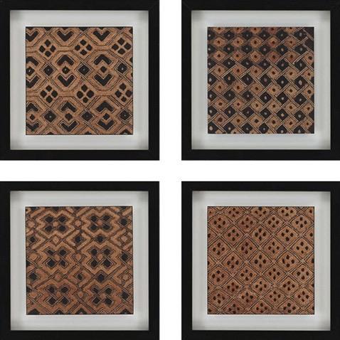 Natural Kuba Kasai Textile - Image 5 of 7