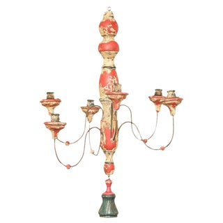 18th Century Tuscan Chandelier