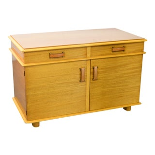 Paul Frankl Johnson Furniture Station Wagon Cabinet W/ Drawers #1049 For Sale