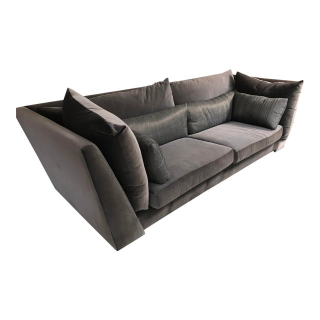 Surprising Verellien Silk Mohair Sofa Uwap Interior Chair Design Uwaporg