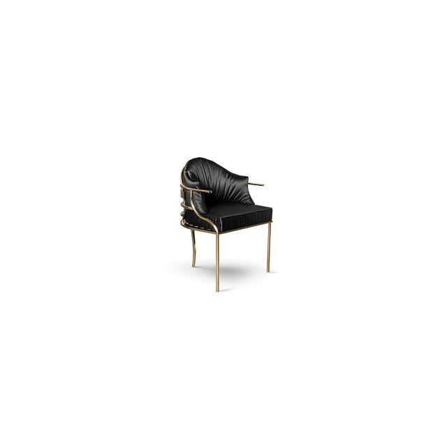 Not Yet Made - Made To Order Asia Chair From Covet Paris For Sale - Image 5 of 5