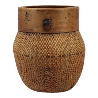 1900s Fisherman's Basket from ShanDong For Sale