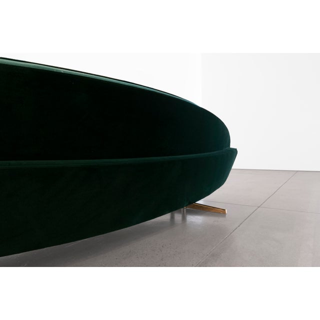 "Johannes Anderson, ""Capri"" Sofa, C. 1950 - 1959 For Sale In Los Angeles - Image 6 of 10"