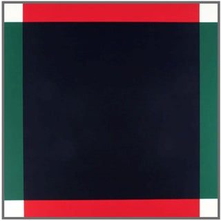Green/Red Void by John Donovan 2004 For Sale
