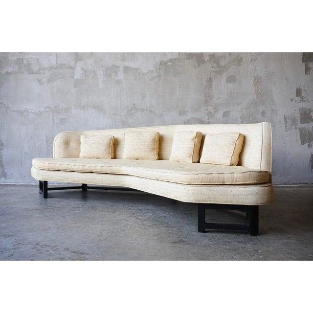 Mid-Century Modern Edward Wormley for Dunbar 'Janus' Sofa For Sale - Image 3 of 9
