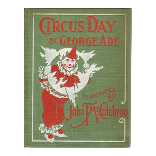 """1903 """"Circus Day"""" Collectible Book For Sale"""