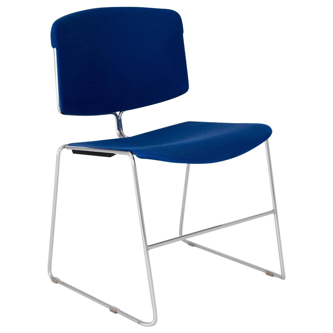 Mid-Century Modern Steelcase Max Stacker Chairs - Set of 8 For Sale - Image  sc 1 st  Chairish & Steelcase Max Stacker Chairs - Set of 8   Chairish