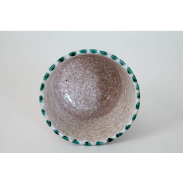 Boho Chic Small Italian Pottery Planter For Sale - Image 3 of 5