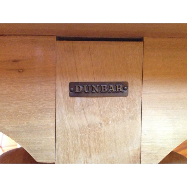 Edward Wormley for Dunbar Shell Console Table For Sale In Philadelphia - Image 6 of 7