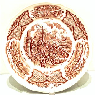 """1970's Vintage Alfred Meakin English Staffordshire """"Fair Winds"""" Dinnerware - Set of 23 Preview"""