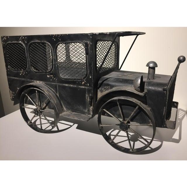 Antique Metal Car Model - Image 7 of 8