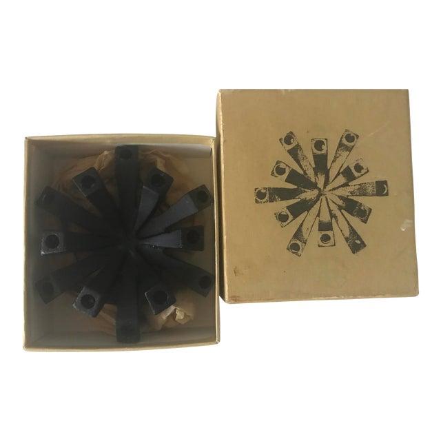 Vintage Hallmark Danish Candle Holder - Image 1 of 6
