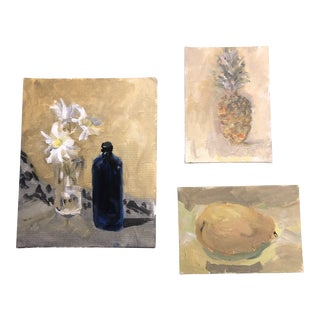 Gallery Wall Collection Original Contemporary Still Life Paintings For Sale
