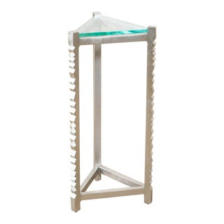 Modern Levi Triangle Drinks Table For Sale