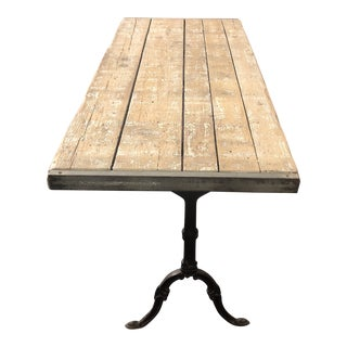 Vintage Bistro Table For Sale