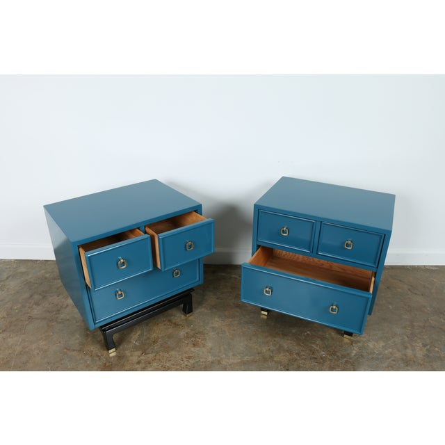 American of Martinsville Nightstands - A Pair - Image 4 of 11