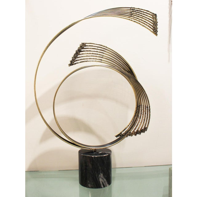 Abstract Curtis Jere Sculpture For Sale - Image 3 of 9