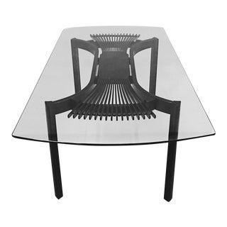 Vintage Torsten Nilsen for Westnofa Dining Table For Sale