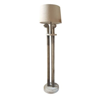 Standing Classical Style Floor Lamp For Sale