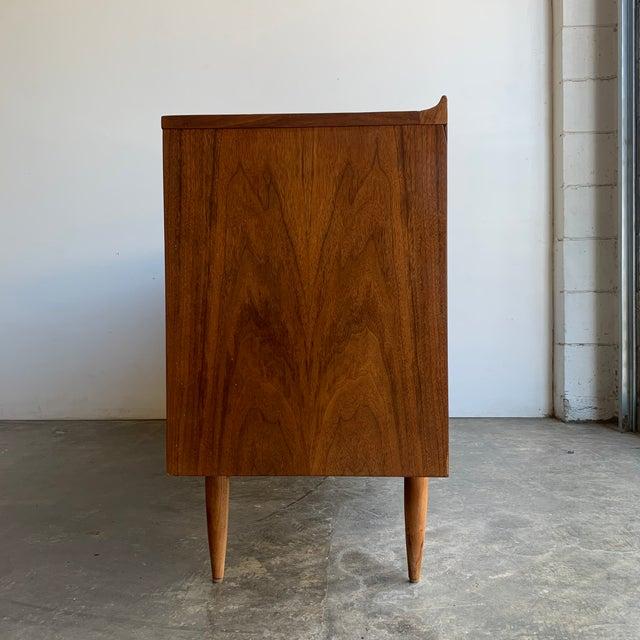 Mid Century Broyhill Sculptra Triple Dresser For Sale - Image 12 of 13