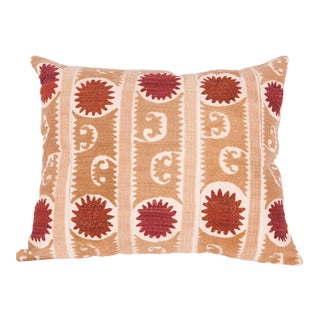 Vintage Tribal Band Turkish Accent Pillow