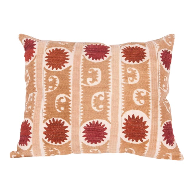 Image of Vintage Tribal Band Turkish Accent Pillow Cover