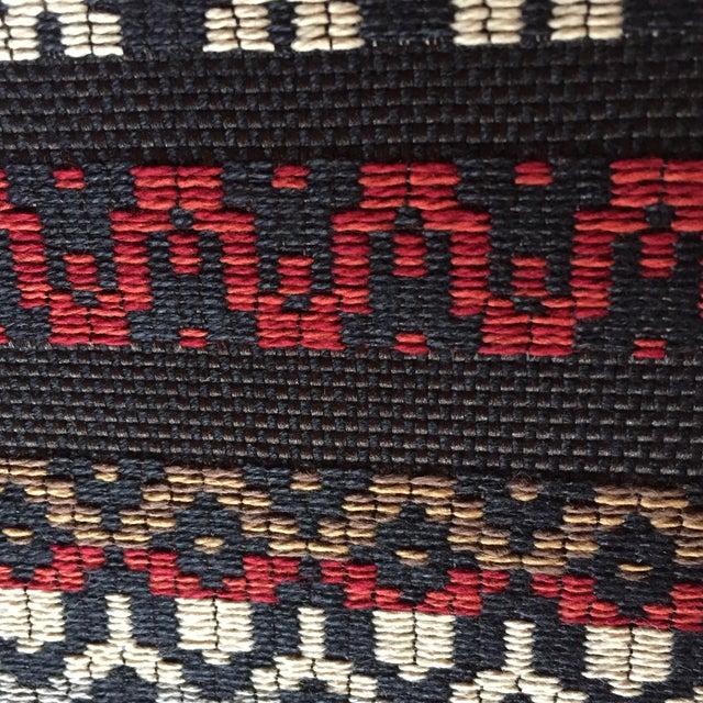 Woven Railroaded Stripe Fabric - 2.75 Yards - Image 5 of 6