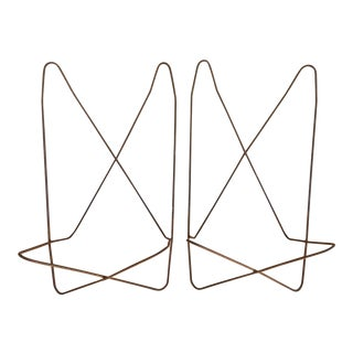Iron Butterfly Children's Size Chair Frames - A Pair