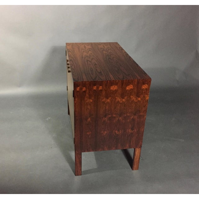 1960s Kai Kristiansen Rosewood Cabinet, Denmark 1960s For Sale - Image 5 of 11