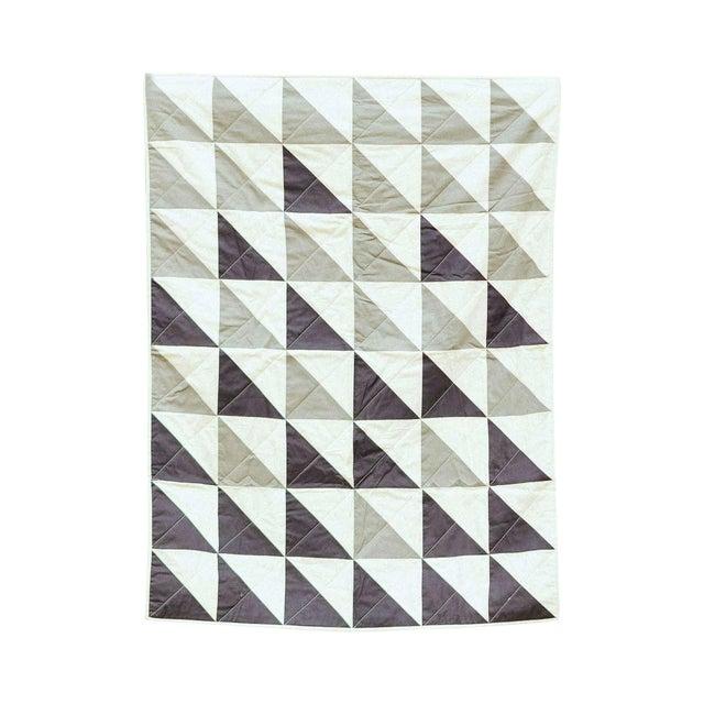 Salt Flats Baby Quilt - Image 1 of 4