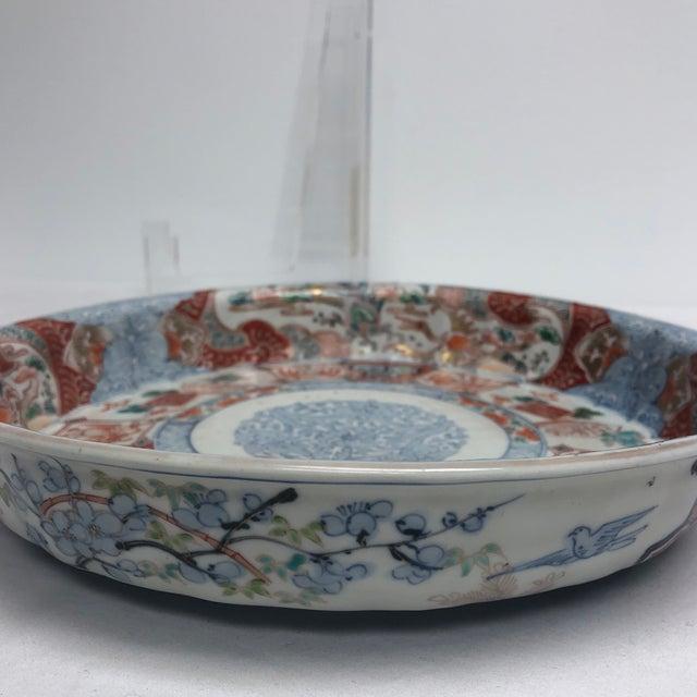 1940s Vintage Nesting Imari Bowls - Set of 3 For Sale - Image 12 of 13
