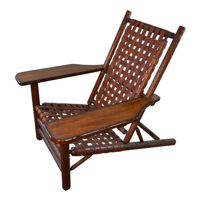 Mid Century Adirondack Chair - Image 1 of 6