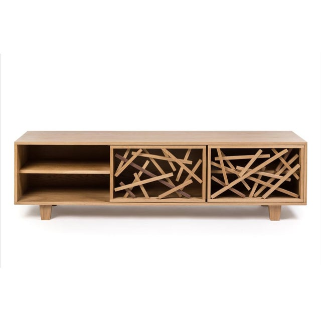 Ethan Abramson Thistle Console For Sale - Image 4 of 7